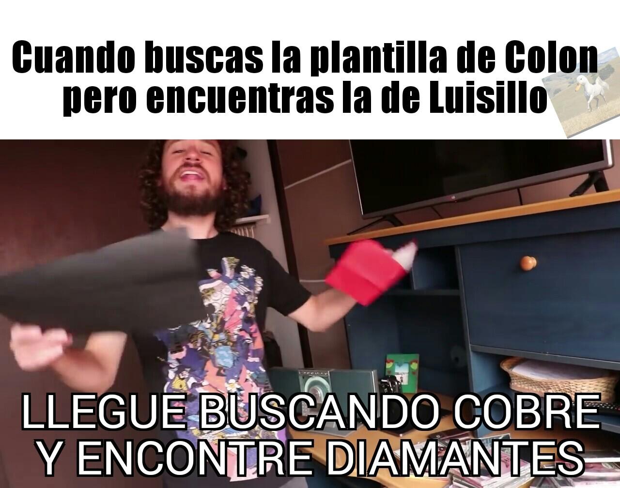 Plantilla sin marca :) - meme