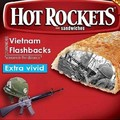 Mmm... Sum hot rockets