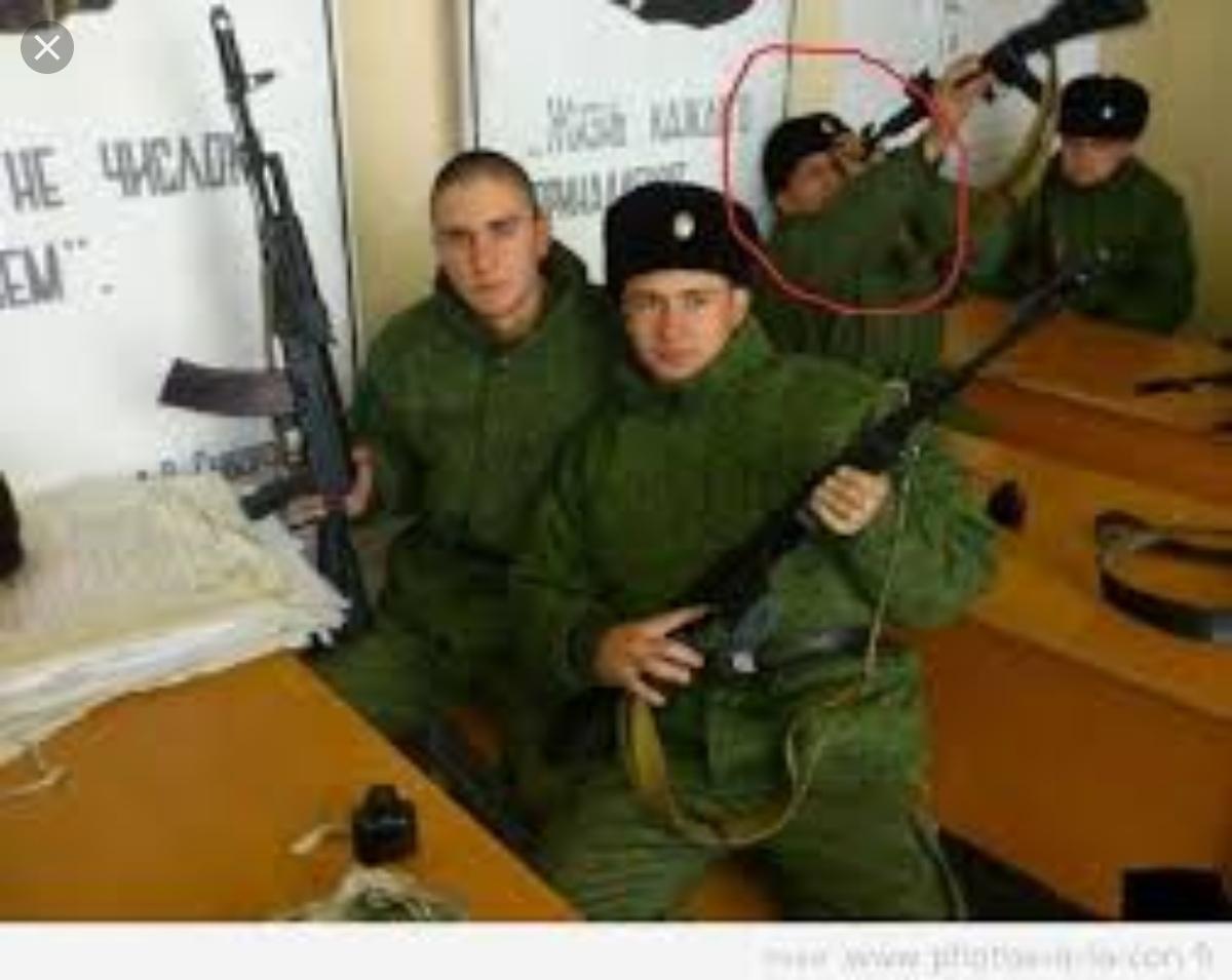 Ps: c'est un russe - meme
