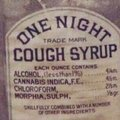 Old-timey cough syrup will fuck you up.