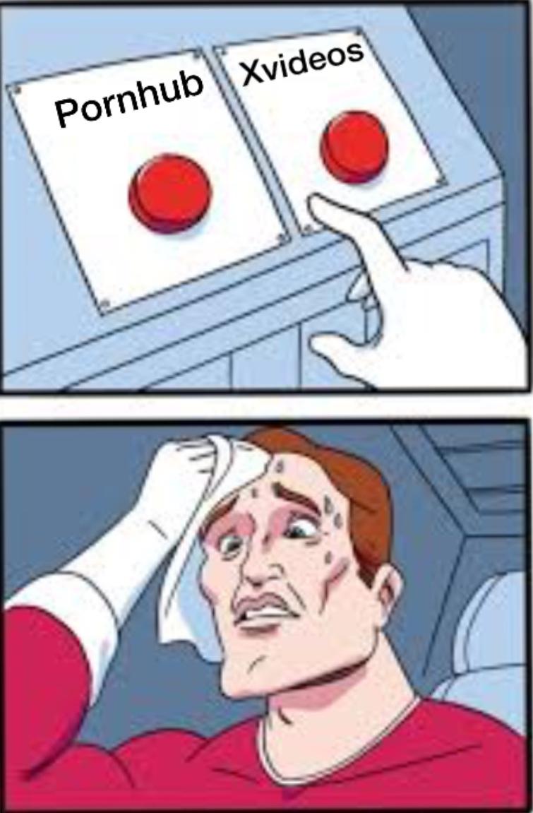 I can't decide - meme
