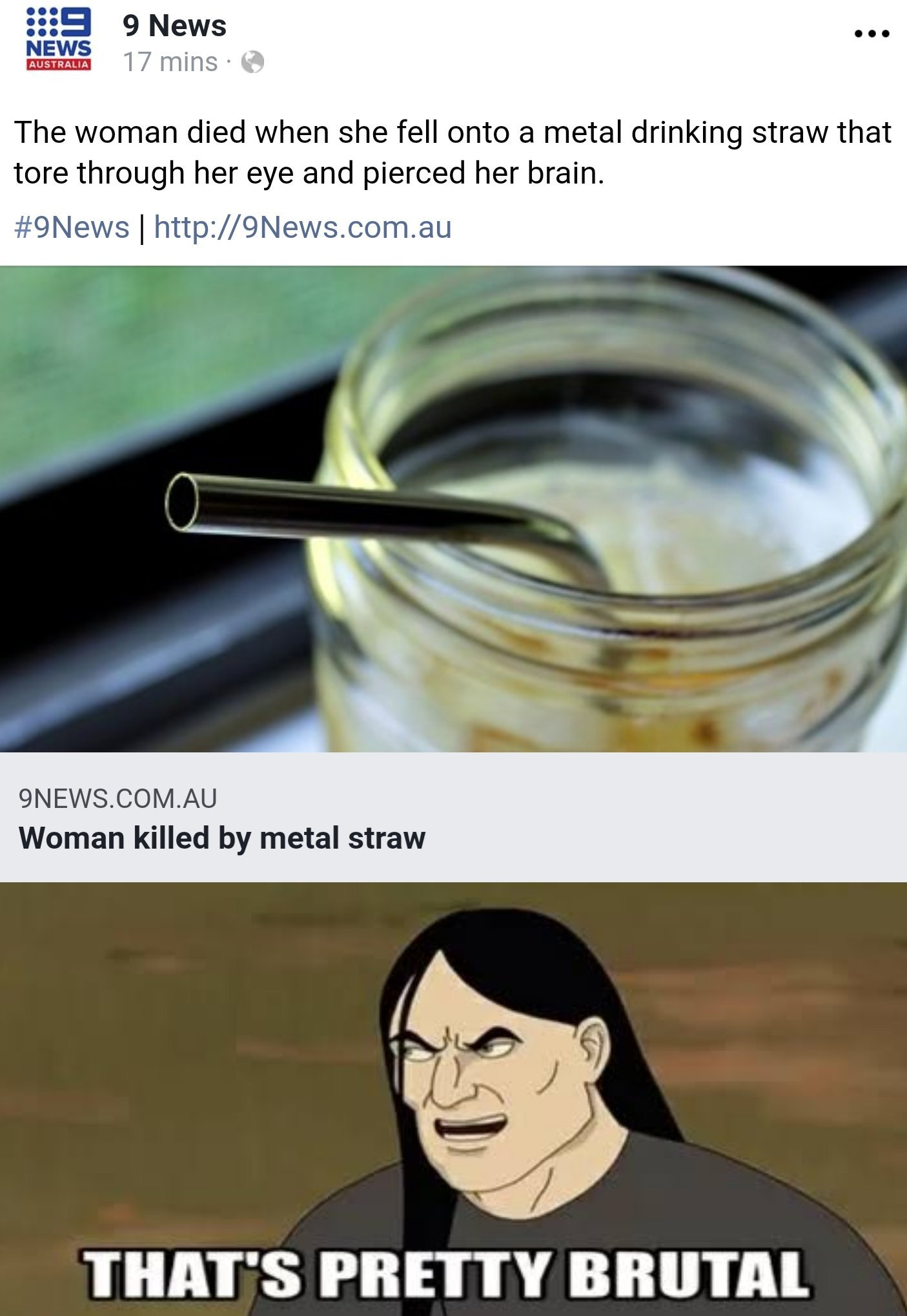 So fucking metal - meme