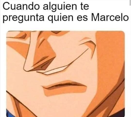 Marcelo agachate y conocelo - meme