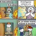 """""""Antofagasta es, ha sido, y seguirá siendo, Chilena"""" —Pdte. Sebastián Piñera Echeñique, 2019."""