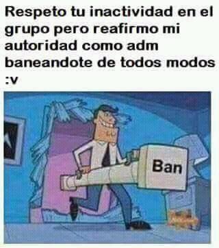 ban!! - meme