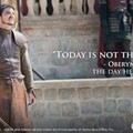 """I will be your champion"" -Oberyn (the day before he died)"