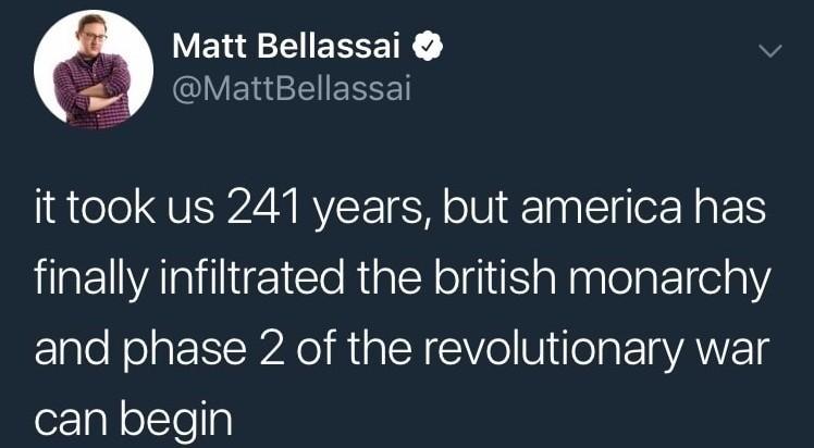 The American Revolution Part II - meme