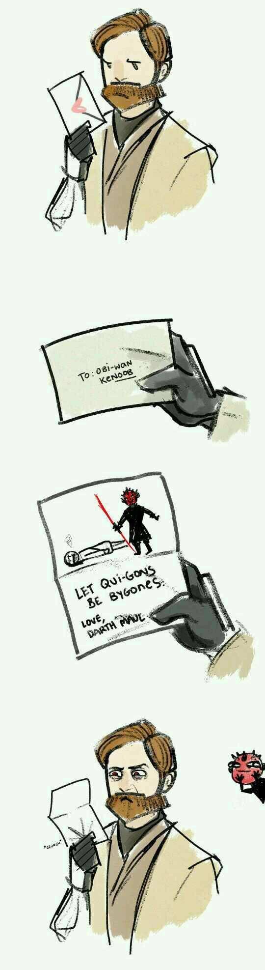 Poor obi - meme