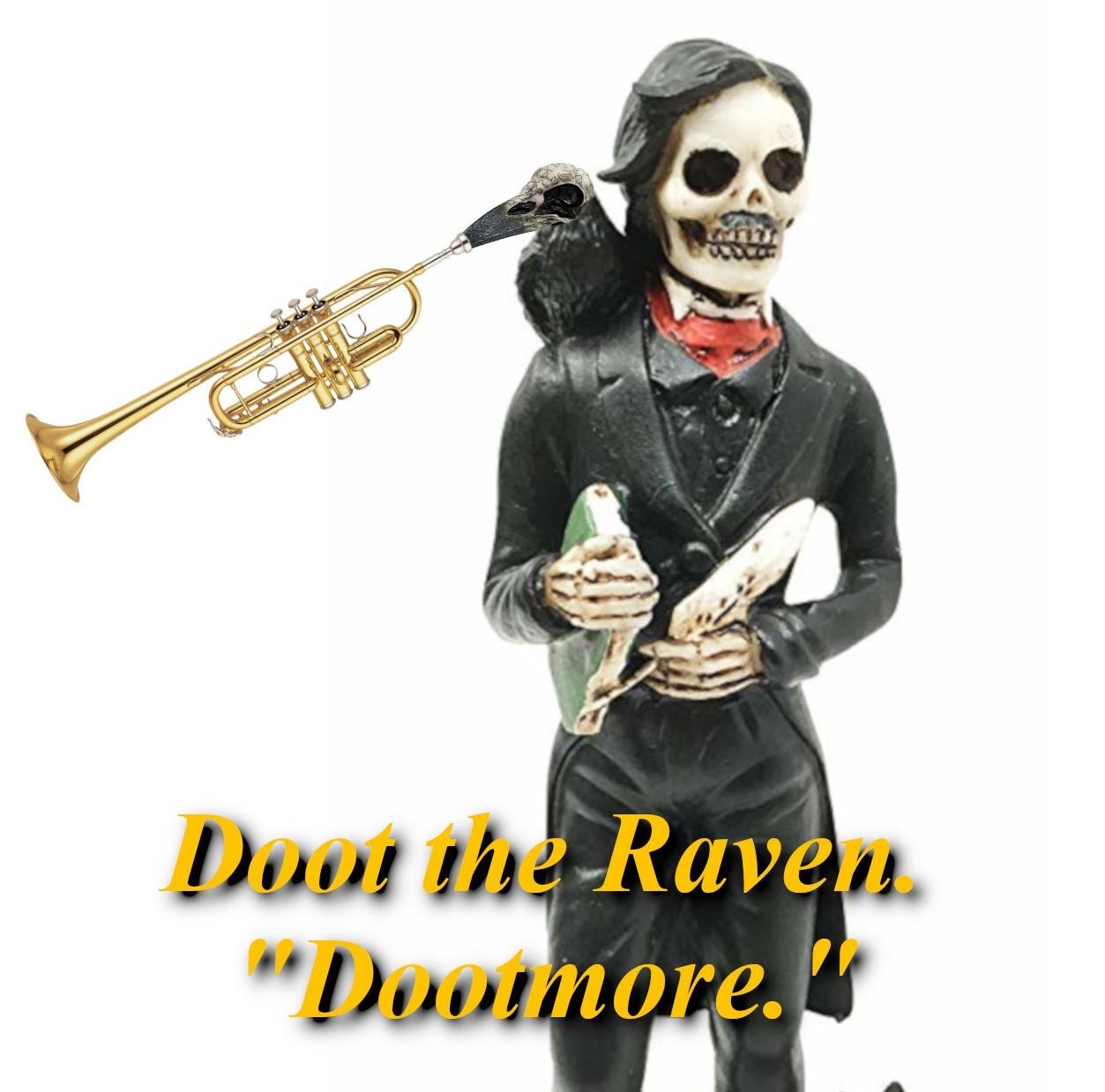 Edgar Allan Doot - meme