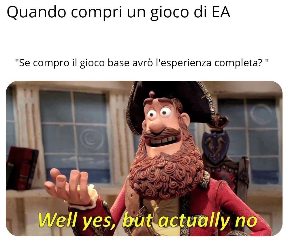 EA= E ti prendo anche le Anatre - meme