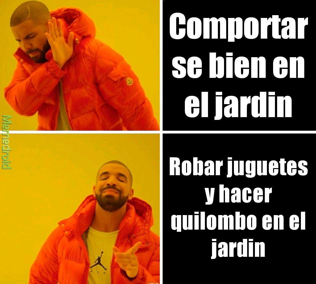 JaRdIn - meme