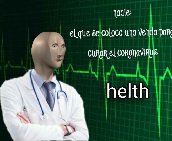 Helth - meme