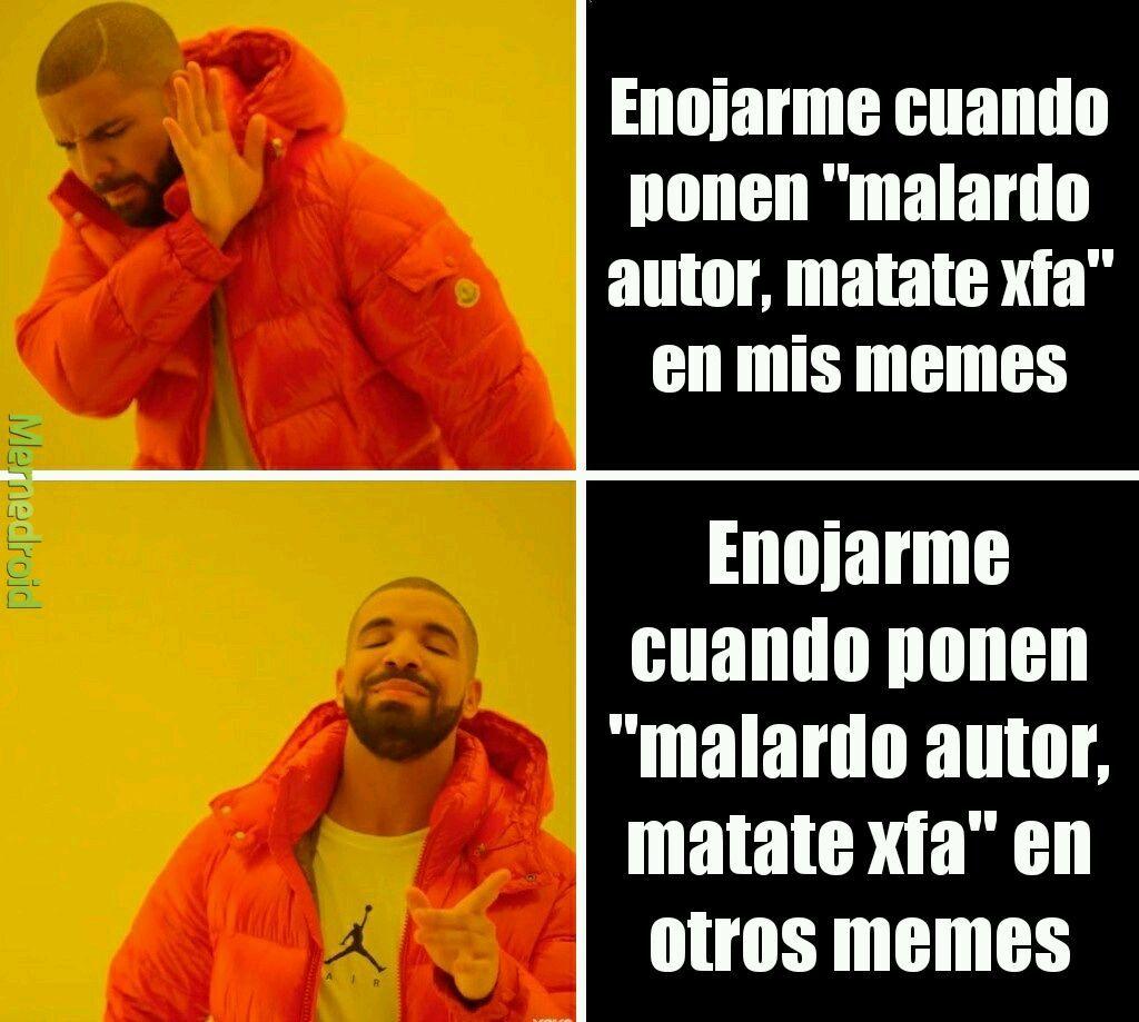 Ese soy yo - meme