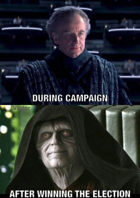 1st galactic empire - meme