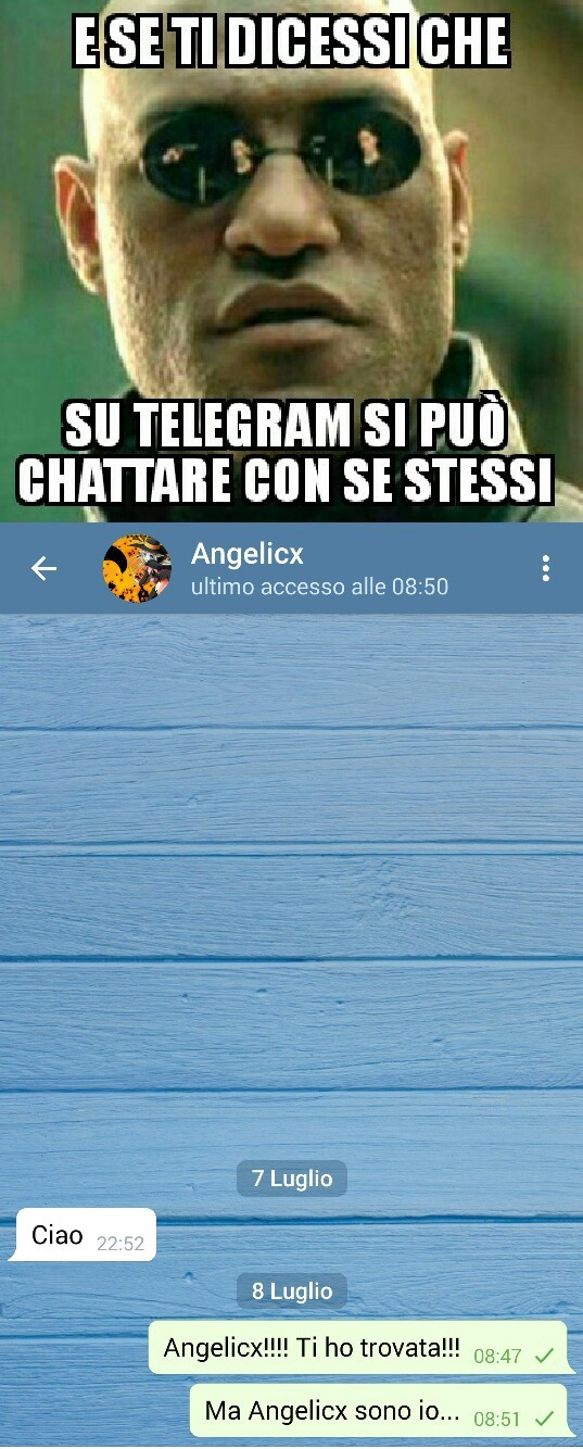 Incredibile! - meme