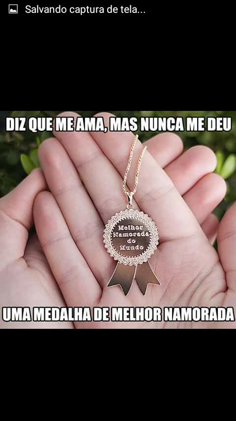 Medalha - meme
