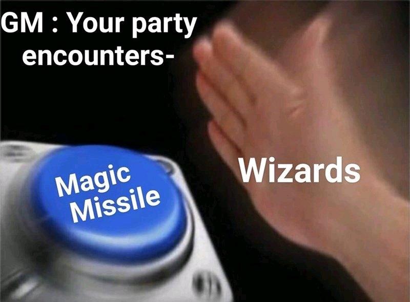 Dank D&D memes
