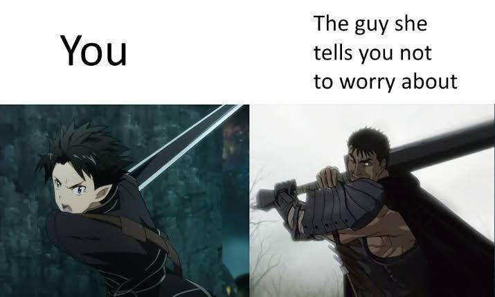Berserk - meme