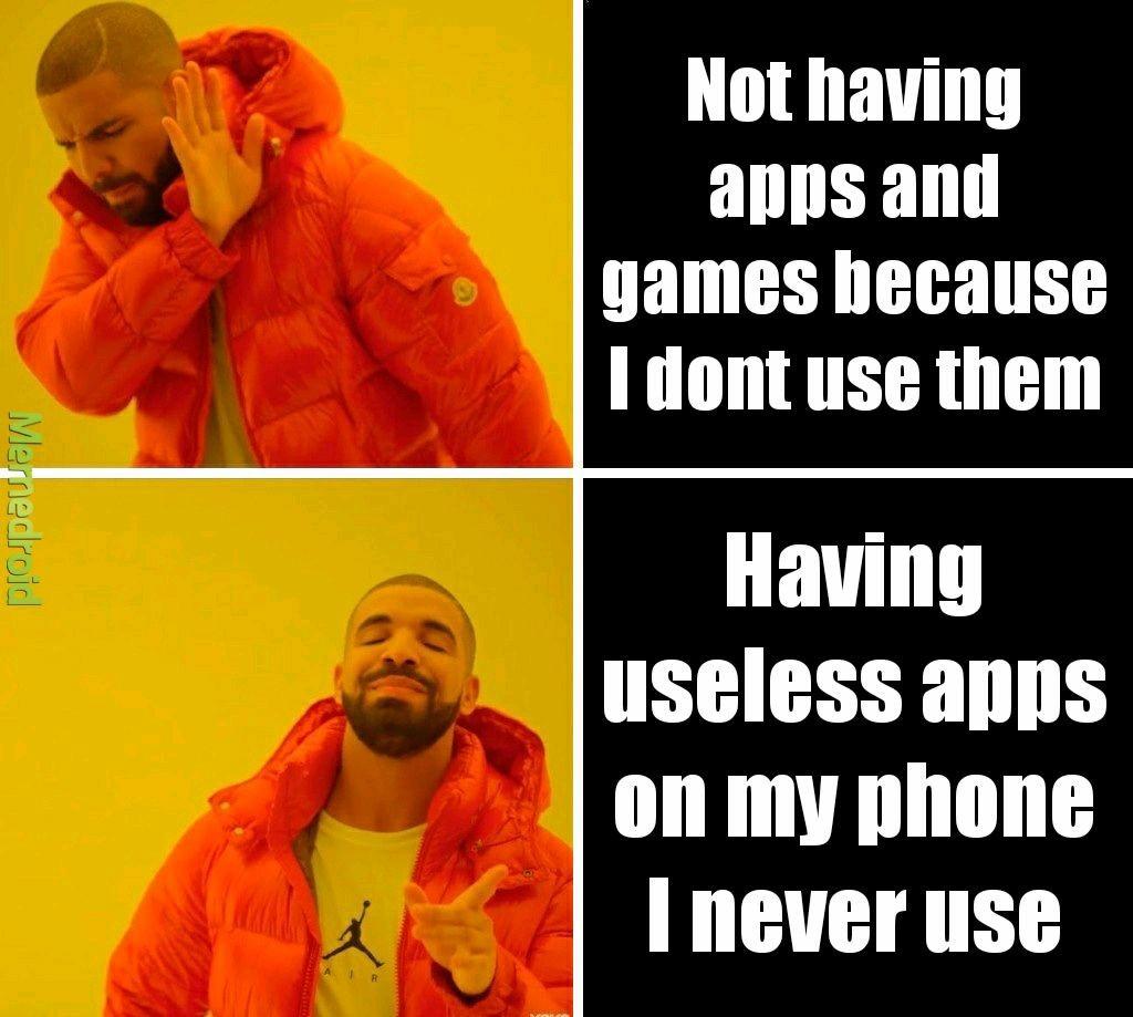 My phone - meme