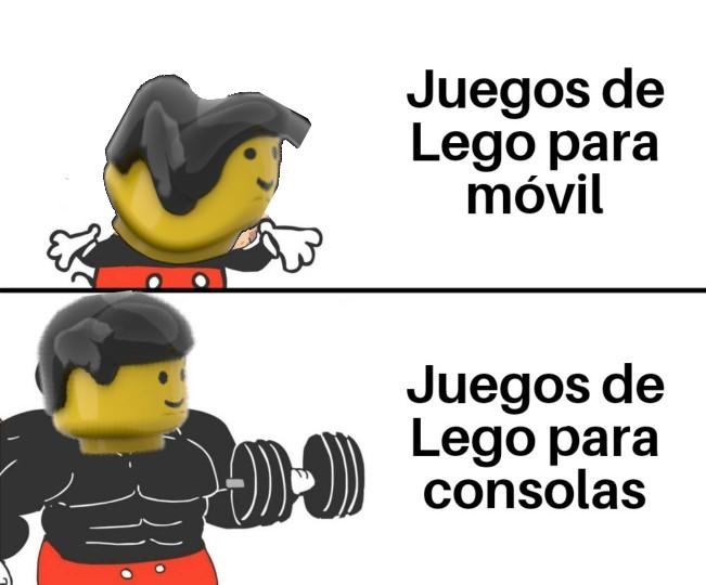 Ste Lego - meme