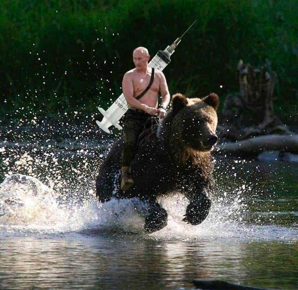 Grande Putin... - meme