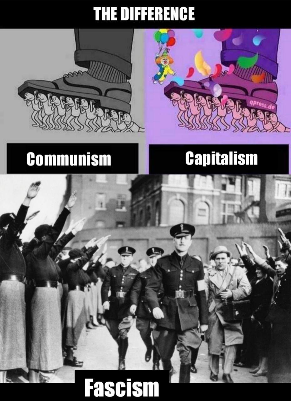 VIVA AO FACISMO - meme
