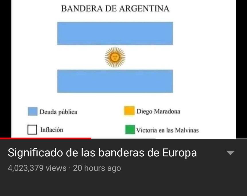 Bandera - meme