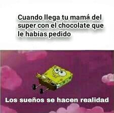 Chocolate - meme