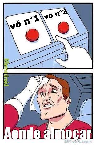 Vó 2 com certeza - meme