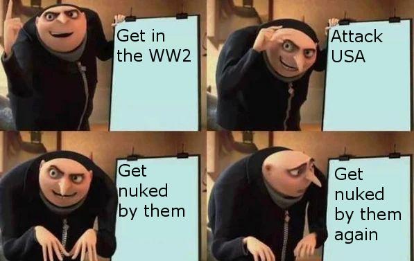 JAPAN - meme