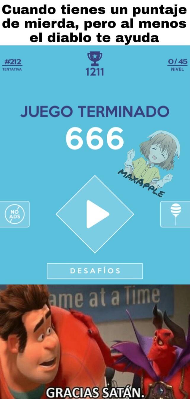 Ste Satán - meme