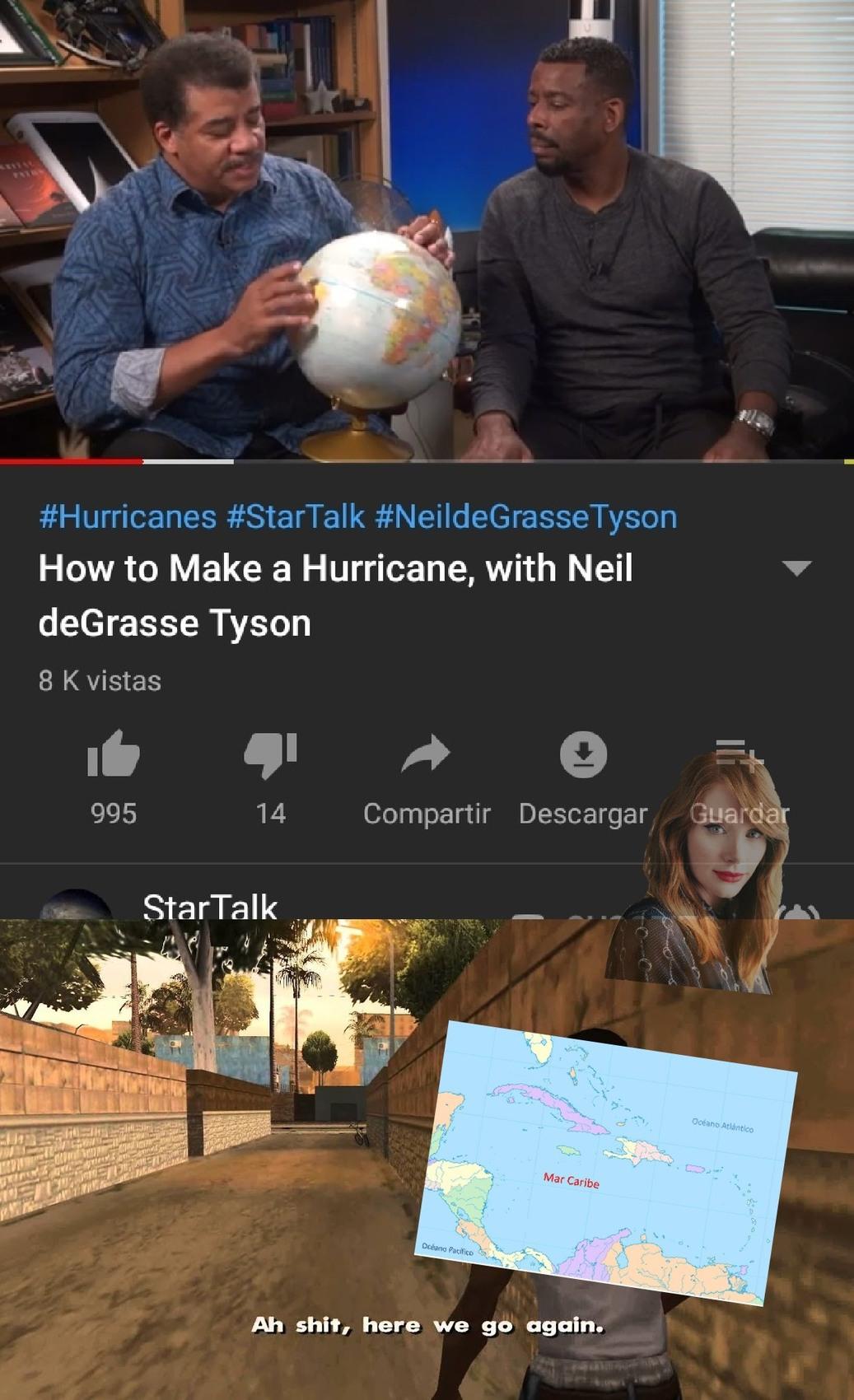 Neil Degrasse Tyson - meme