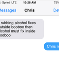im with chris