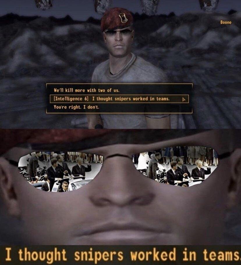 Boone - meme