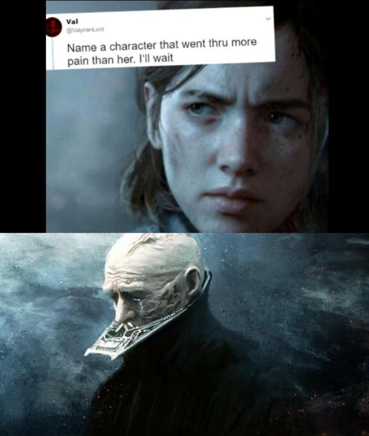 Pobre vader/anakin - meme