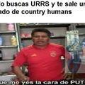 Una vez estaba viendo imágenes de la URRS y me salieron algunos country humans de URRS
