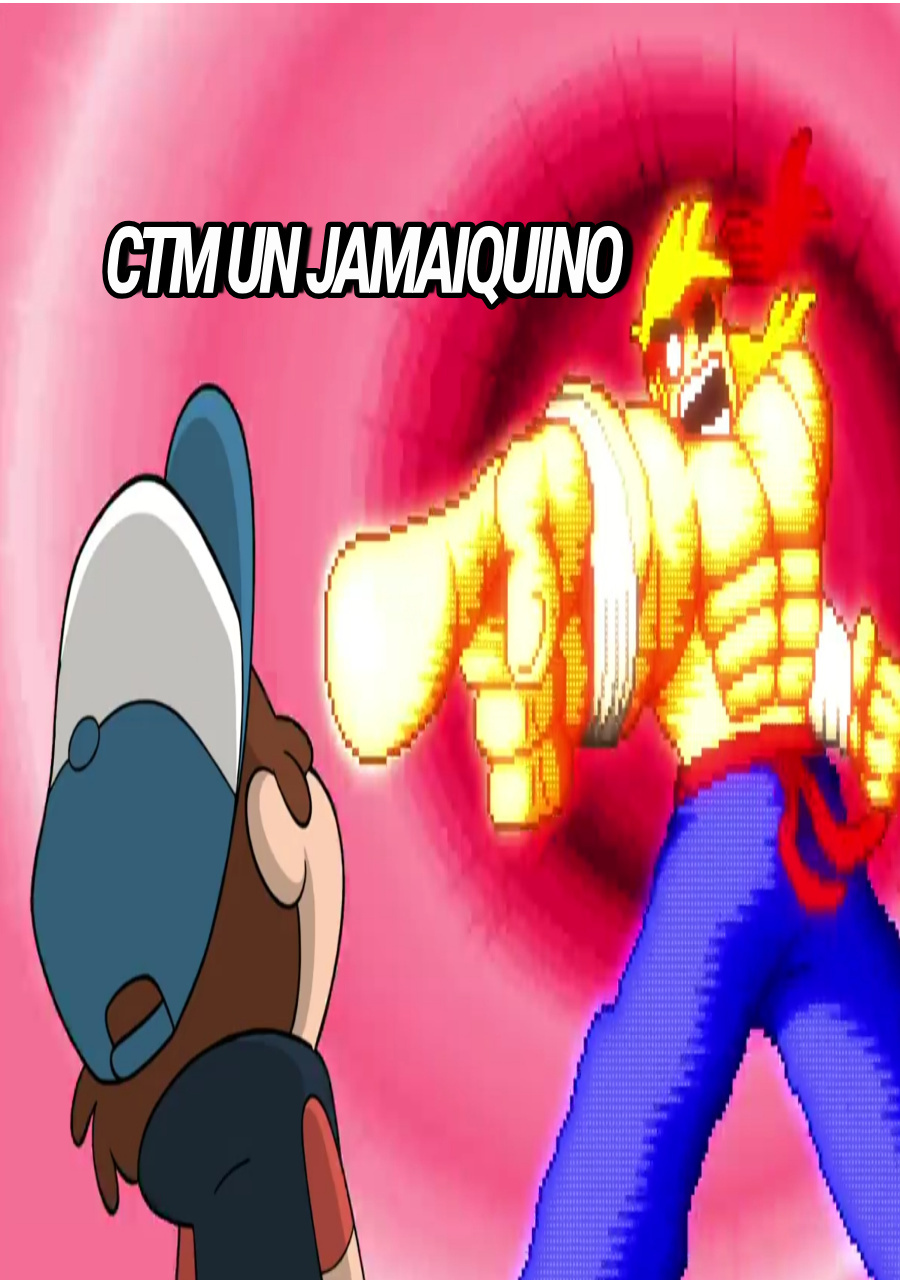 Jamaica - meme