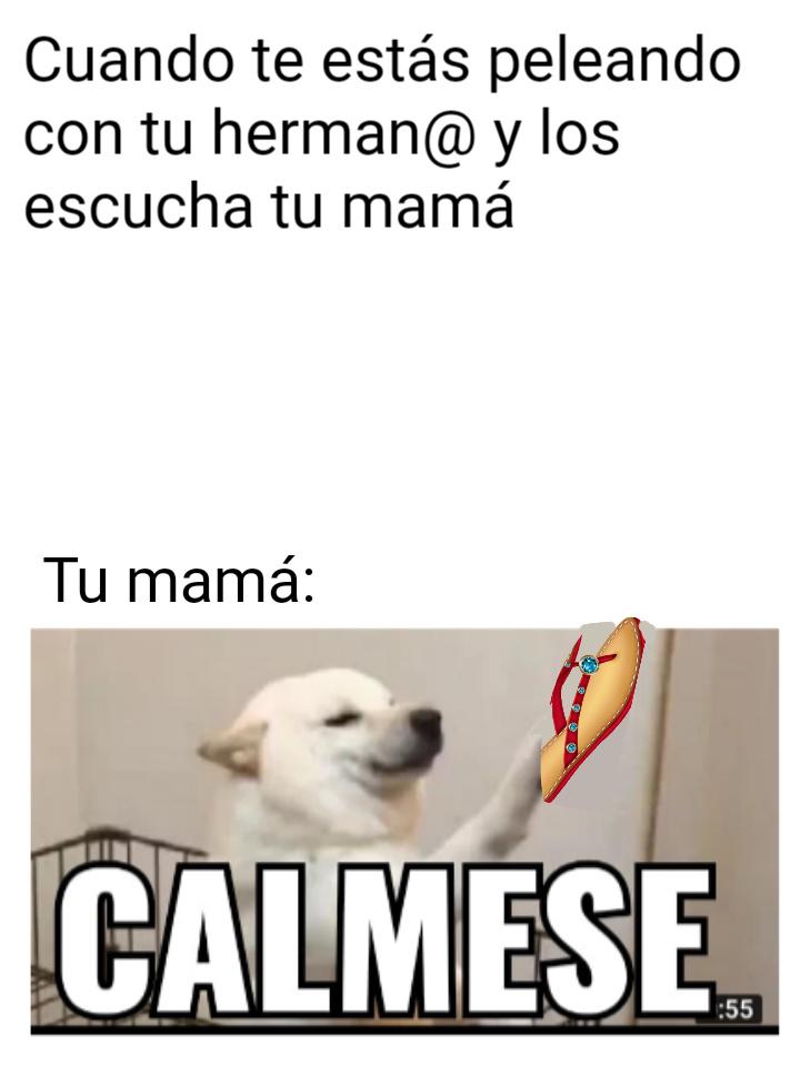 Meme de calmese