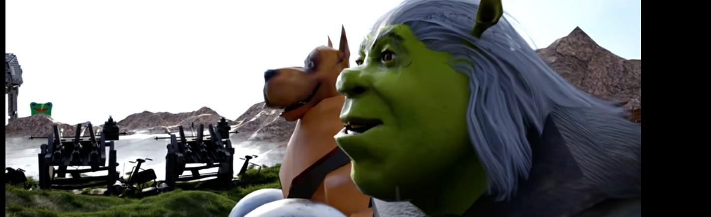 Sherk geralt - meme