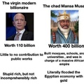 mansa musa richest person to have ever lived