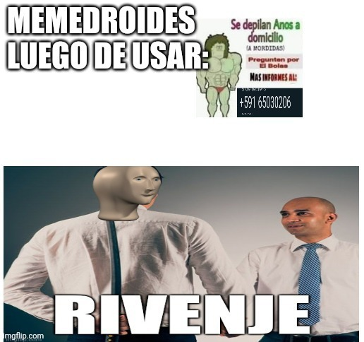 rivenje - meme