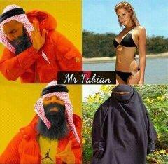 Musulmanes. - meme