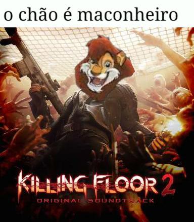 Matando o chão - meme