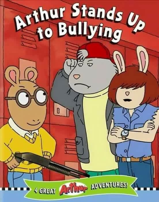 Arthur is a g - meme
