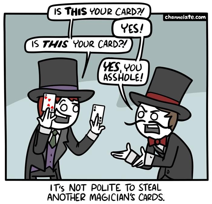 magicians - meme