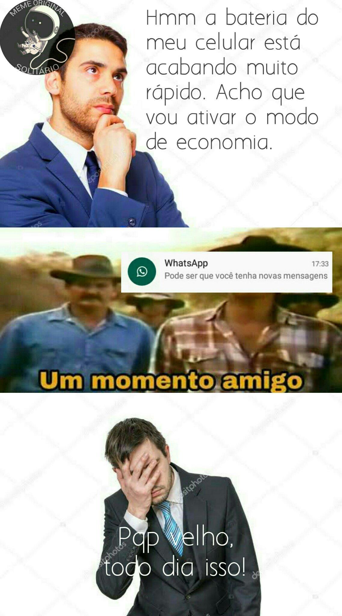 Bagulho chato - meme