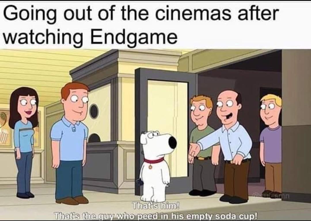 I considered it - meme