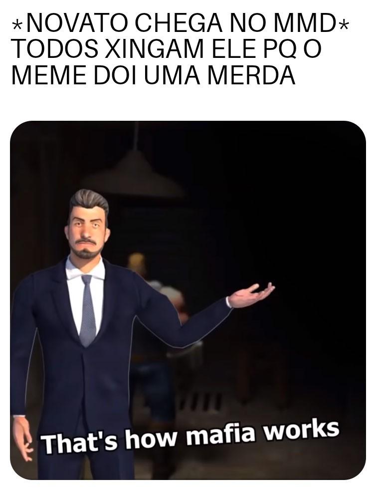 NOVATO TEM QUE APRENDER COM PORRADA - meme