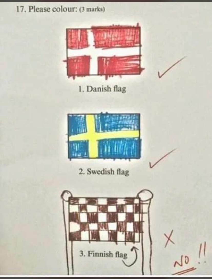 flags - meme
