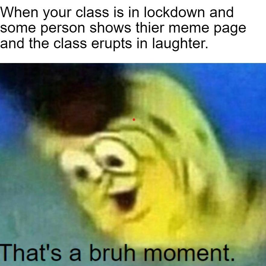 Lockdown - meme